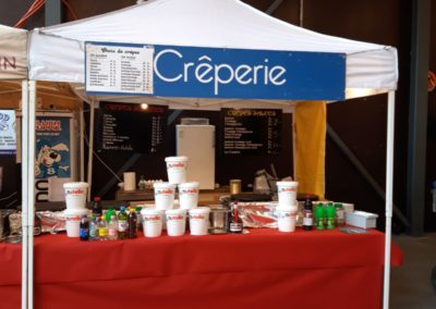Stand-creperie