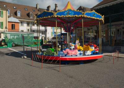 TO Events - Carrousel Le Nostalgique